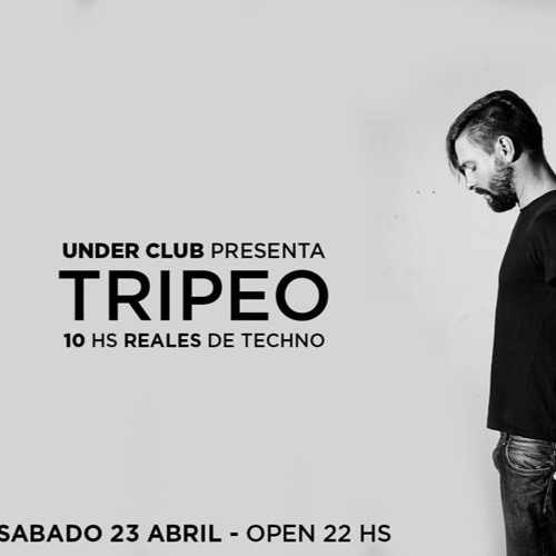 Tripeo 10 HS (Part 2) @ Under Club, Buenos Aires 23 - 04 - 2016 by