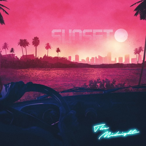 Hotline Miami Car Wallpaper Sunset By The Midnight Free Listening On Soundcloud