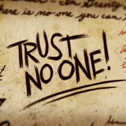Gravity Falls Wallpaper Trust No One Trust No One From The Gravity Falls Quot Gideon Rises Quot Score