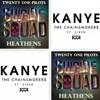 Twenty One Pilot-Heathens VS The Chainsmokers Feat. SirenXX - KANYE(Don Diablo Remix)[Matt-Mashup]