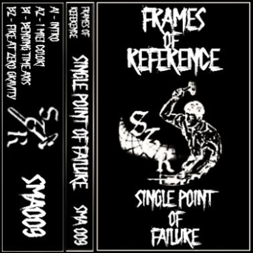 Frames of Reference - Single point of failure (SMA009) by Smashing