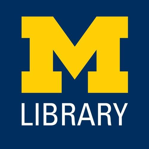 University of Michigan Library Free Listening on SoundCloud