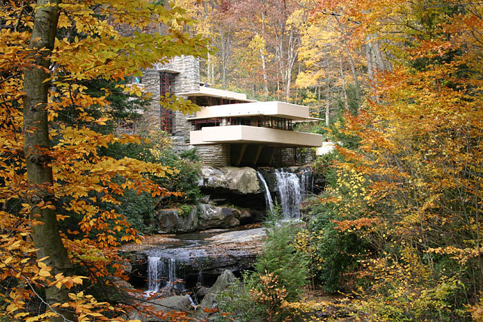 Falling Water Wallpaper 1080p Fall In Falling Water A Photo From Pennsylvania