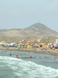Cerro Azul, a photo from Lima, South | TrekEarth