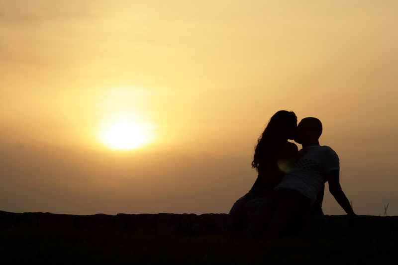 Cute Chinese Girl Wallpaper Sunset Lovers A Photo From Serbia North Trekearth