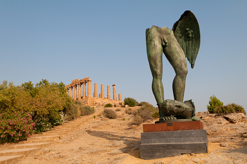 French Fall Wallpaper Valle Dei Tampli A Photo From Agrigento Sicily Trekearth