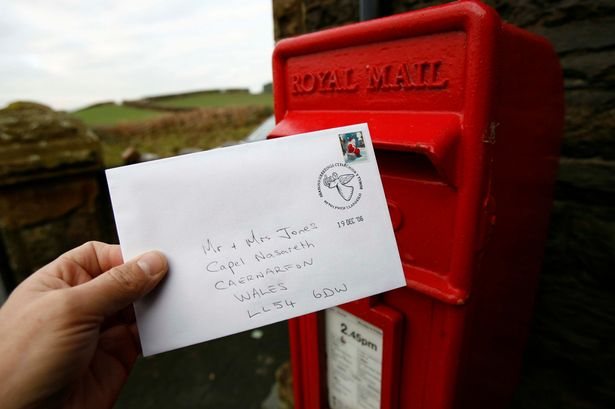 When is the last Christmas post to send letters and parcels? - Wales