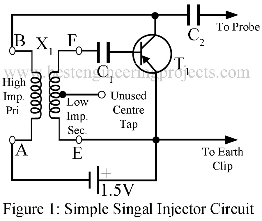 the working of the circuit is simple when you power on the circuit