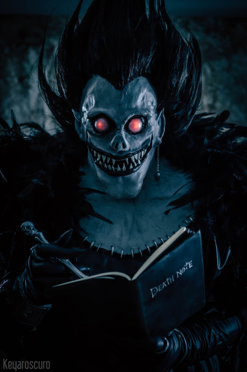 Wallpaper Hd Star Wars This Incredible Death Note Cosplay Should Hold You Off