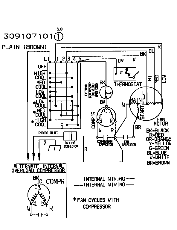white rodgers circuit board wiring diagram