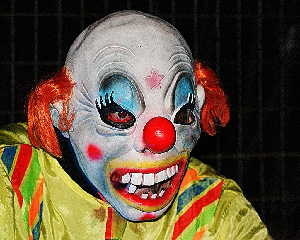 3d Clown Wallpaper 25 Evil And Scary Clown Pictures To Terrify Kids