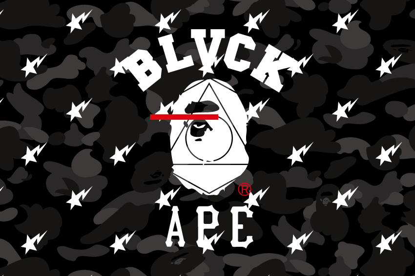 Stussy Hd Wallpaper Bape Black Scale Capsule Collection Hypebeast