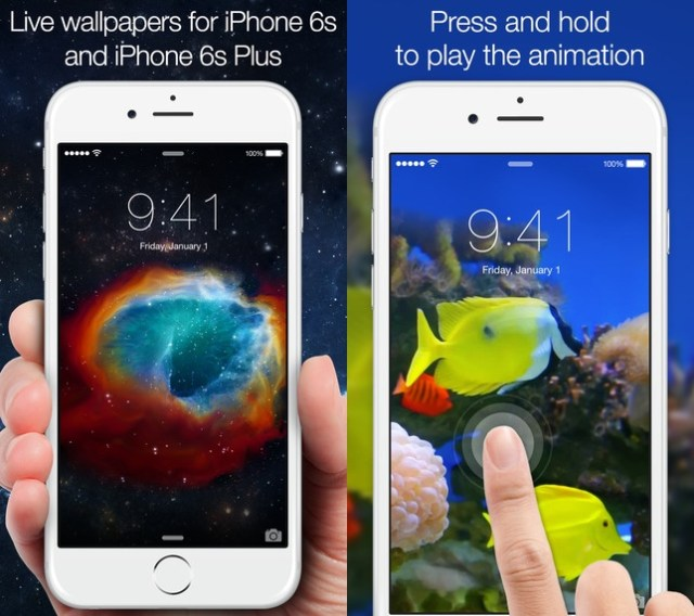 Download and apply 3D Touch Live Wallpapers on your iPhone with these apps - iOS Hacker | iOS Hacker