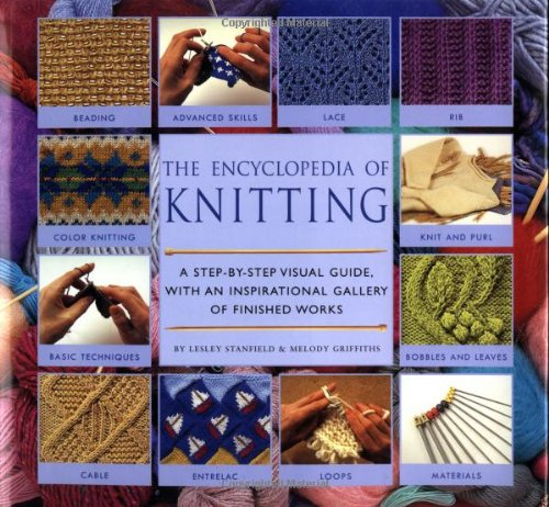 encyclopedia of knitting giveaway