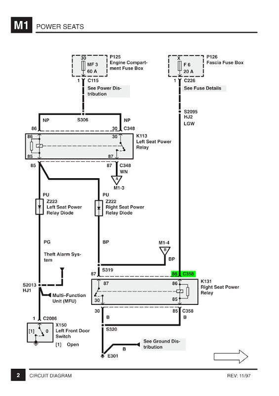 land rover defender td5 wiring diagram