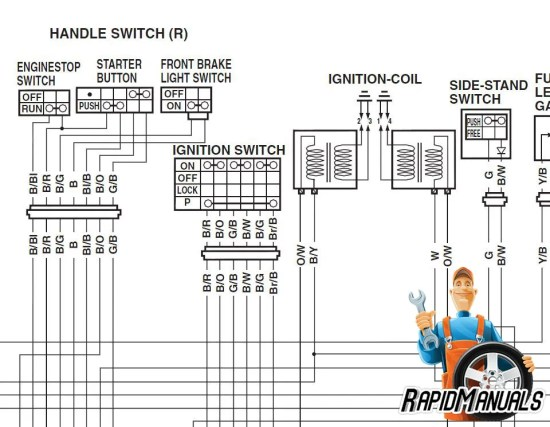 road glide radio wiring diagram