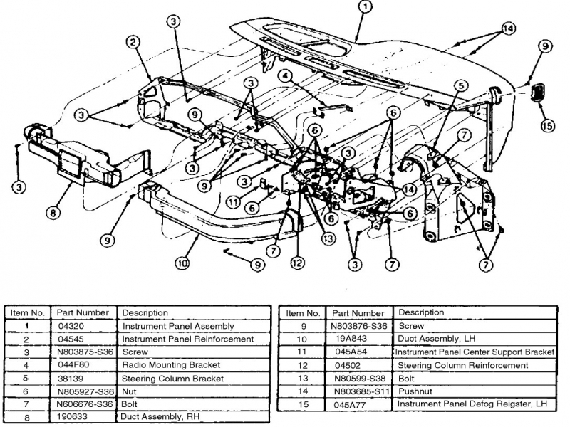 2000 ford van wiring diagram