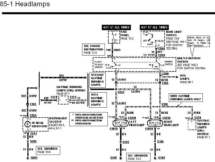 heater wiring schematic for overhead
