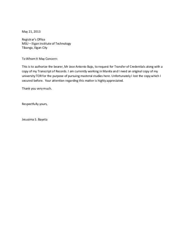 how to write authorization letter sample - Josemulinohouse - example of authorization letter