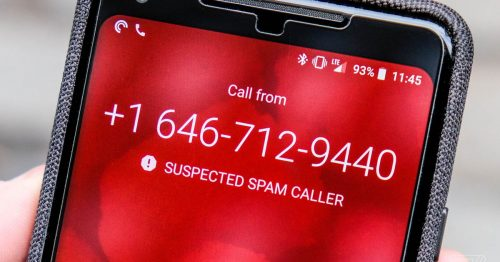 Robocallers blasted Americans with 263 billion spam calls last year