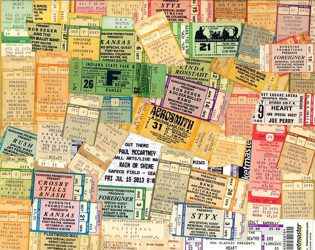 The end of paper tickets for movies