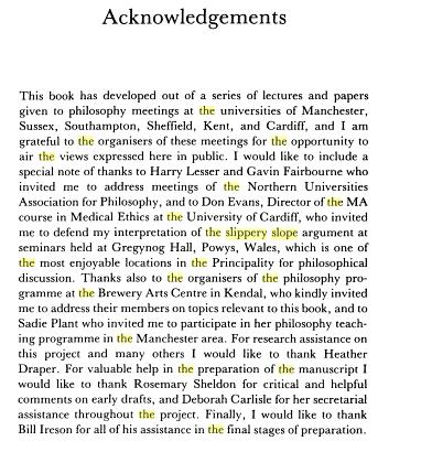 Guidelines for Writing Acknowledgement Sample Acknowledgements - acknowledgement report sample