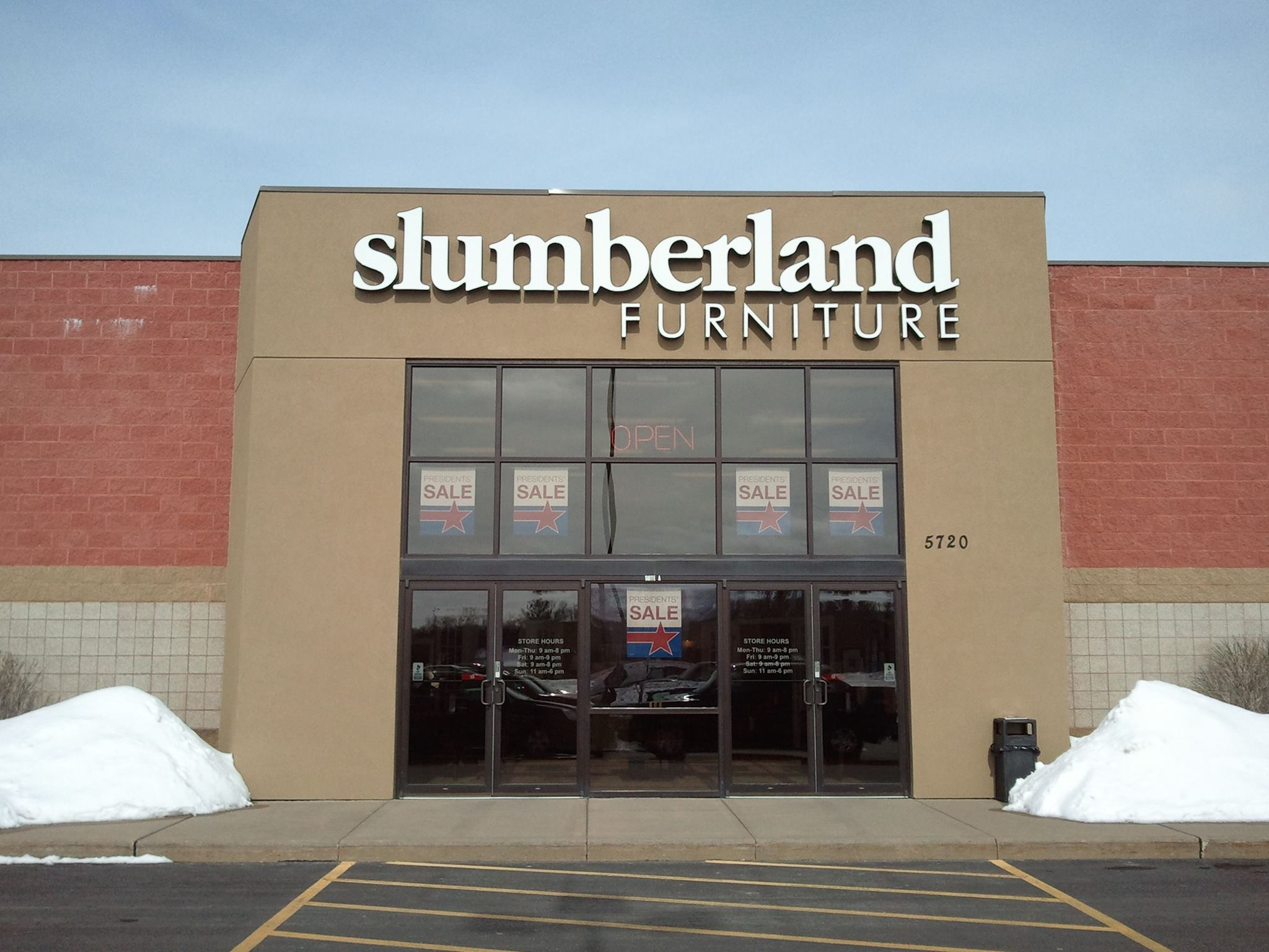 Slumberland Furniture 5720 Windy Dr Stevens Point Wi 54482 Yp Com