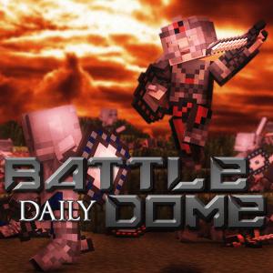 Minecraft Battle Dome