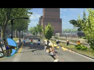 LEGO Marvel Super Heroes - Unlocking Ghost Rider's Motorcycle (All ...