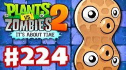 Plants vs. Zombies 2: It's About Time - Gameplay Walkthrough Part 224 ...