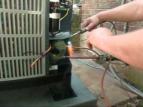 For An Ac Heater Wiring Diagram Hvac American Standard Heat Pump Air Handler Install