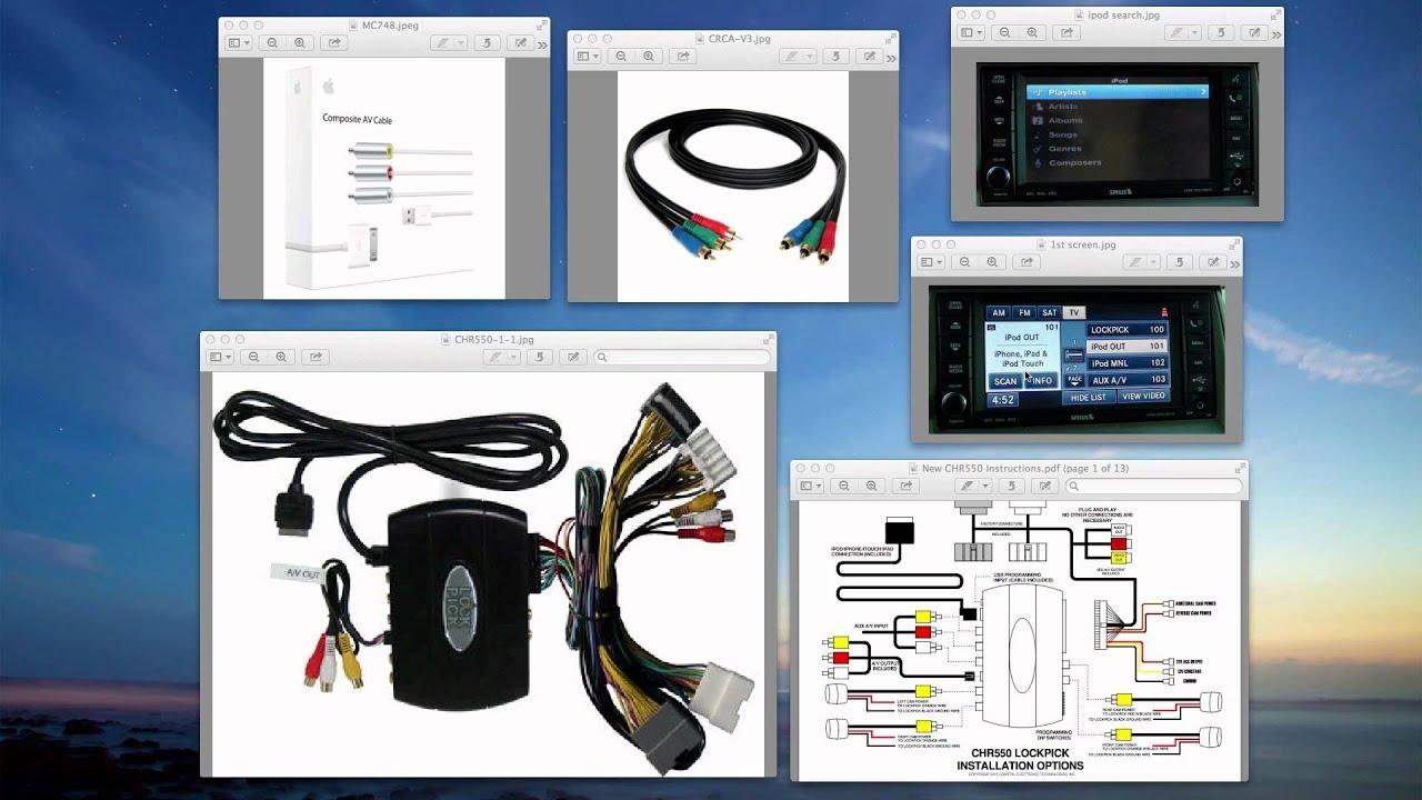 uconnect multimedia wiring diagram