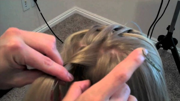 Basket Weave Upstyle  Quick Girl Hairstyles  YouTube. 1920 x 1080.Youtube Quick Weave Hairstyles