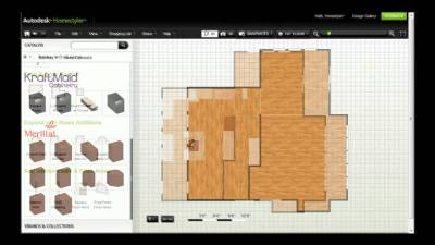 Autodesk Homestyler — Furnish Your Design - YouTube