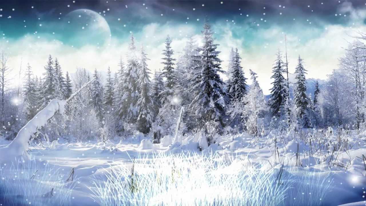 Free Animated Snow Falling Wallpaper Winter Snow Animated Wallpaper Http Www Desktopanimated