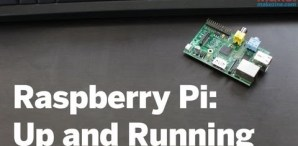 Raspberry Pi: Up and Running