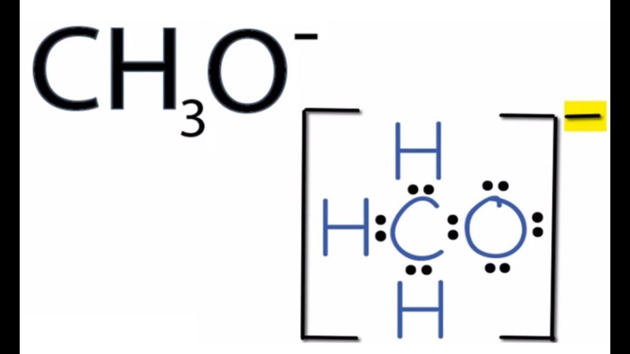 chcl3 dot diagram