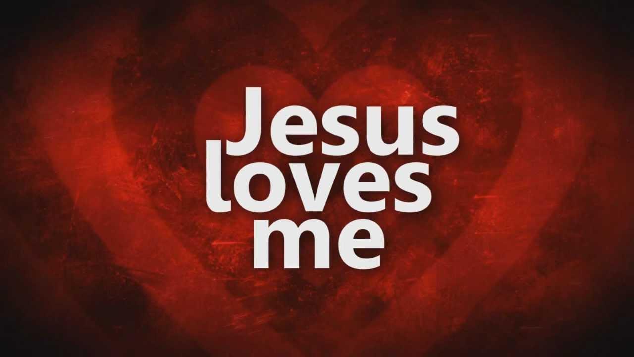 Fall Scripture Wallpaper Jesus Loves Me Hillsong Kids Lyric Hd Youtube
