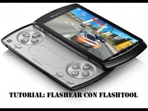 Tutorial] Como Flashear y Rootear Xperia Play con Flashtool - YouTube