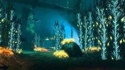 Bioshock 2 - DreamScene [Live Wallpaper] - Shark Scene (1080p) - YouTube