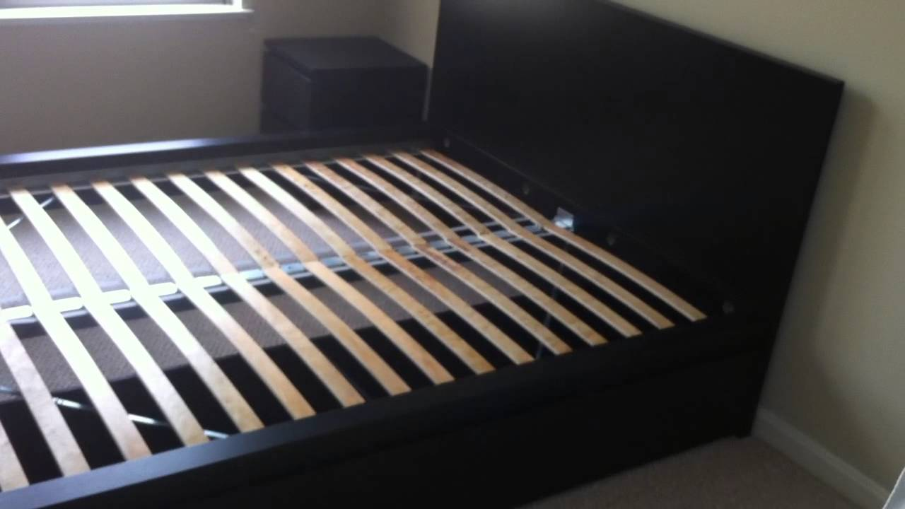 Gas Lift Storage Bed Ikea Storage Bed Storage Bed Assembly