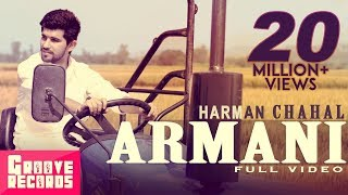 Armani Harman Chahal Song Lyrics