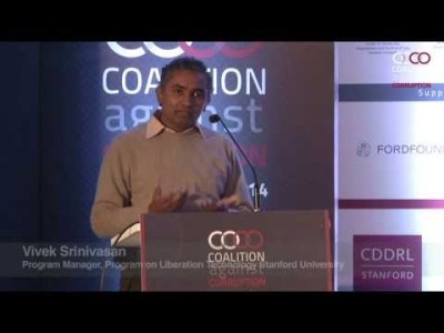 Vivek Srinivasan | Coalition against corruption