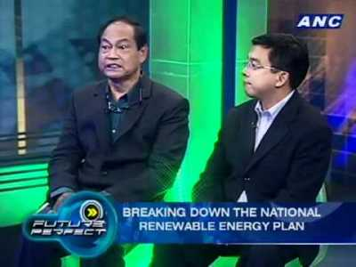 FEF on ANC's Future Perfect: The Economics of Renewable Energy 3/6