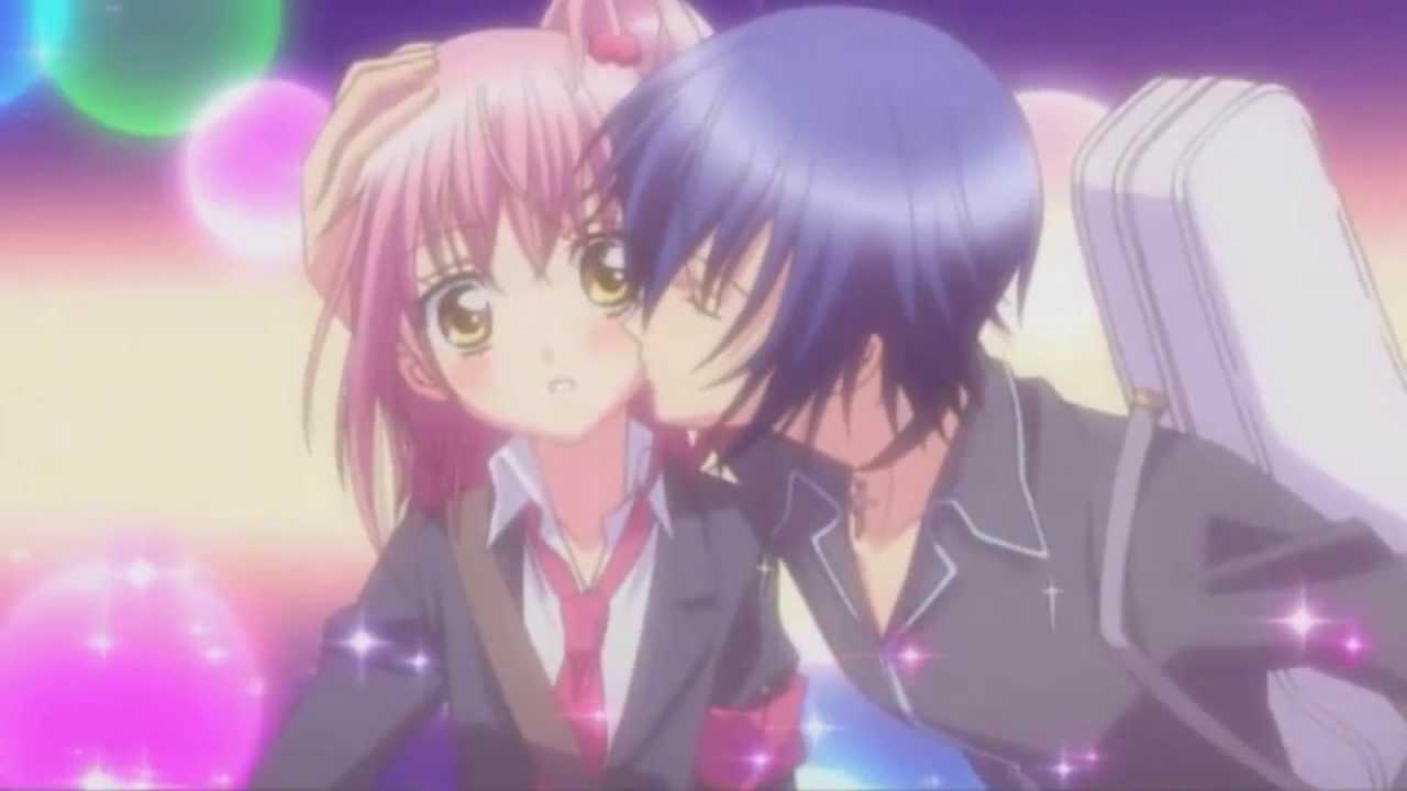 Baby Boy N Girl Wallpapers Favorite Anime Kiss Scenes Youtube