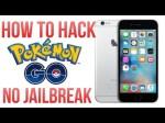 Pokemon Go Hacks Ios Jailbreak No Puter POKEMON GO NEW MAP HACK