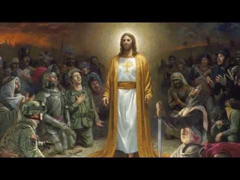Chaos Wallpaper Hd Peace Is Coming Jon Mcnaughton Youtube