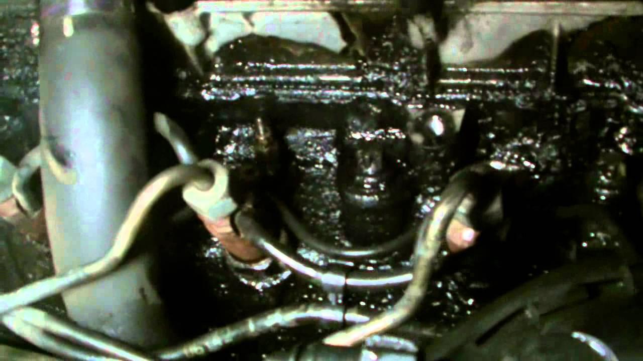 Ford 2004 Injector Wiring Diagram 6 0 Diesel Peugeot Expert Glow Plug Removal 1 9 Diesel Youtube