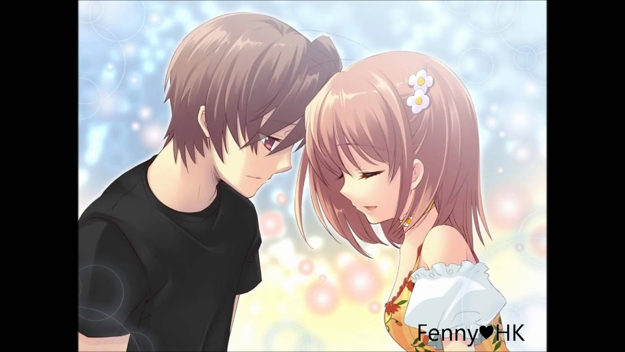 Wallpaper Of Boy And Girl Kiss Nightcore Pretty Girl Rock Youtube