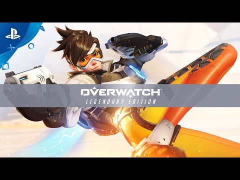 Overwatch® Legendary Edition Game PS4 - PlayStation